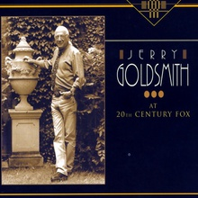 Jerry Goldsmith At 20th Century Fox CD6