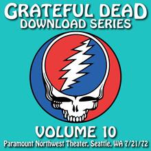 Download Series Vol. 10: 1972-07-22 Seattle, Wa (Vol. 10 Bonus Tracks) CD2