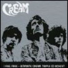 I Feel Free: Ultimate Cream CD2