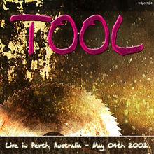 Tool - Perth Entertainment Centre Mp3 Album Download