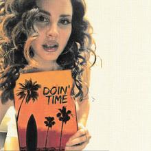 Doin' Time (CDS)