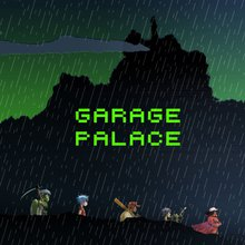 Garage Palace (Feat. Little Simz) (CDS)