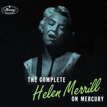 The Complete Helen Merrill On Mercury CD3
