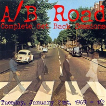 A/B Road (The Nagra Reels) (January 21, 1969) CD35