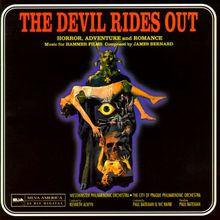 The Devil Rides Out - Horror, Adventure & Romance
