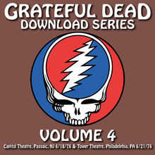 Download Series Vol. 4:1976-06-18 Capitol Theatre, Passaic, Nj