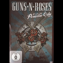 Guns N' Roses - Live In Paradise City (DVDA) Mp3 Album Download
