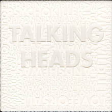 Dualdisc Brick: Speaking In Tongues CD5