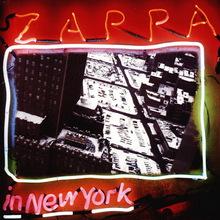 Frank Zappa Zappa In New York Cd2 Mp3 Album Download
