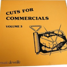 Cuts For Commercials Vol. 3 (With M. Ratledge) (Vinyl)