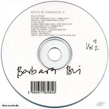 Barbara Bui Vol. 2: Mixed By Emmanuel S CD2
