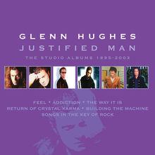 Justified Man: The Studio Albums 1995-2003 CD3