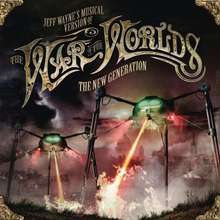 Jeff Wayne's Musical Version Of The War Of The Worlds The New Generation CD2