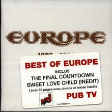 Best Of Europe.Disc 1
