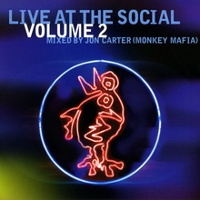 Jon Carter - Live At The Social Vol. 2
