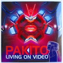 Living On Video (CDS)