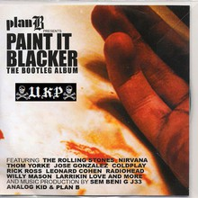Paint It Blacker Bootleg