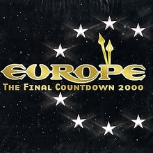 The Final Countdown 2000 (CDS)