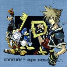 Kingdom Hearts CD1
