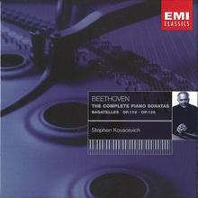 Beethoven: The Complete Piano Sonatas CD1
