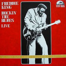 Rockin' The Blues - Live! (Vinyl)