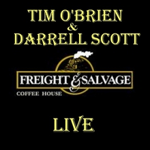 Live At Freight & Salvage Coffee House (With Darrell Scott) CD1