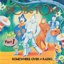 Somewhere Over The Radio CD1