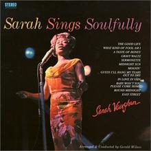 Sarah Sings Soulfully (Vinyl)