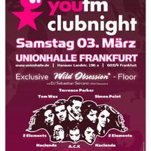 Live at Unionhalle Frankfurt 03-04-2007