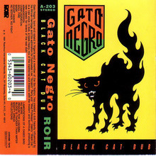 Black Cat Dub (Tape)