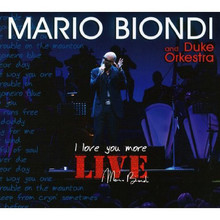 Mario Biondi - I Love You More (Live) CD1 Mp3 Album Download