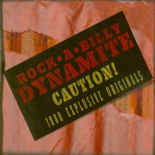 Rock-A-Billy Dynamite Vol. 36