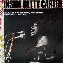 Inside Betty Carter (Vinyl)