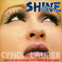 Shine (Babylon Mix Extended Vs. DJ Keiroz Re-Edit ) (CDR)