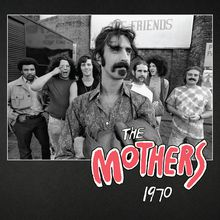 The Mothers 1970 CD4