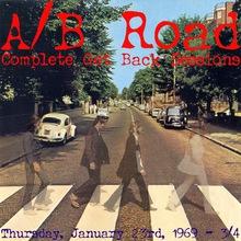 A/B Road (The Nagra Reels) (January 24, 1969) CD45