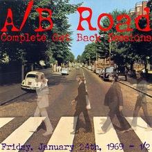 A/B Road (The Nagra Reels) (January 24, 1969) CD47