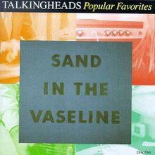 Sand In The Vaseline CD2