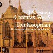 J.S.Bach - Complete Cantatas - Vol.05 CD1