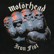 Iron First (Deluxe Edition) CD1