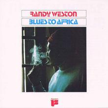 Blues To Africa (Vinyl)