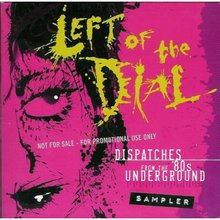 Left Of The Dial: Dispatches From The '80S Underground CD4