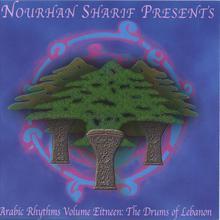 "Nourhan Sharif Rhythm CD ""Drums of Lebanon!"""