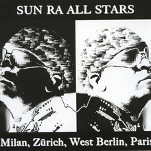 Milan, Zurich, West Berlin, Paris CD1