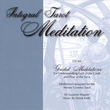 Integral Tarot Meditation CD Set