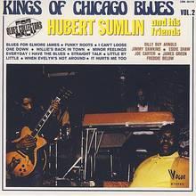Kings Of Chicago Blues Vol. 2 (Vinyl)