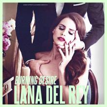 Burning Desire (CDS)