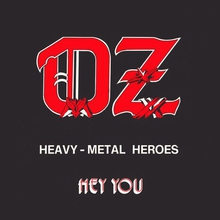 Heavy Metal Heroes