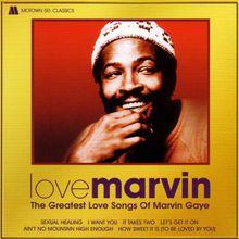 Love Marvin CD1
