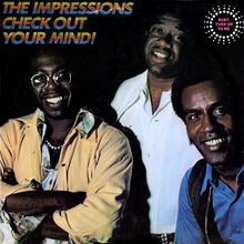 Check Out Your Mind (Vinyl)